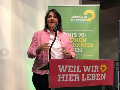 Claudia Köhler - Bewerbungsrede zur GRÜNEN Kreistagsliste